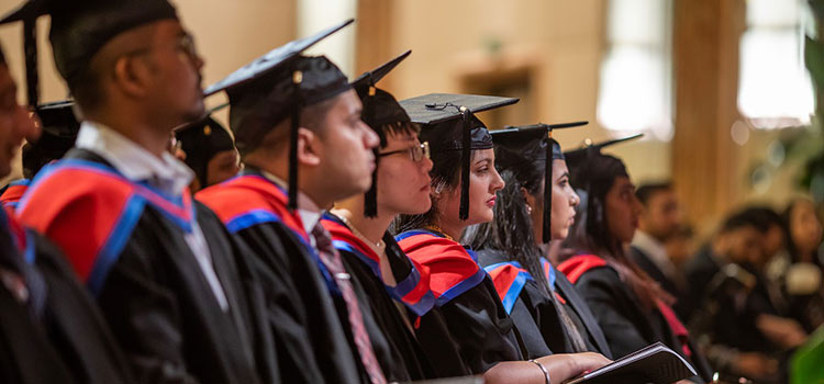 Graduation Ceremonies for Study Centre Sydney and Melbourne Graduates