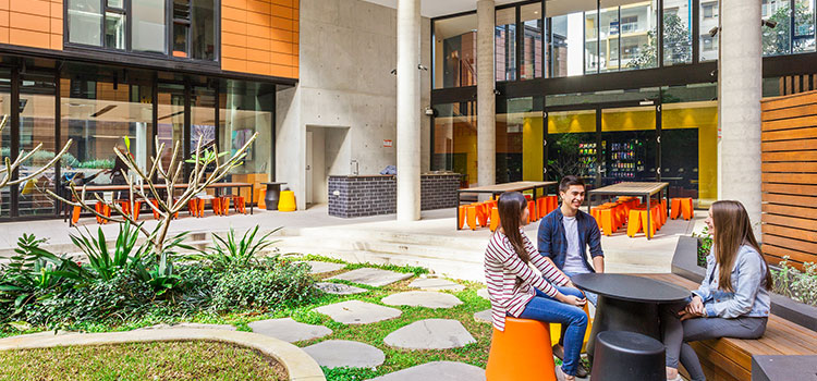 Charles Sturt University Study Centres accommodation in Melbourne - provided by Iglu